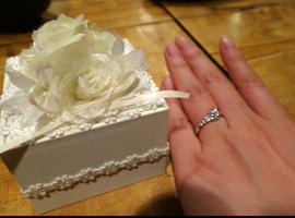 婚約指輪 ラッコ,婚約指輪オーダー
