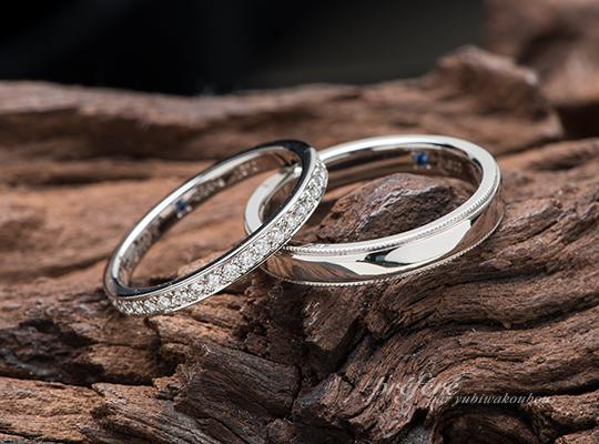 エタニティリング 結婚指輪,ダイヤエタニティ 結婚指輪