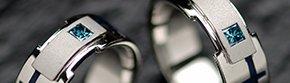 プリンセス(四角い)ダイヤの写真