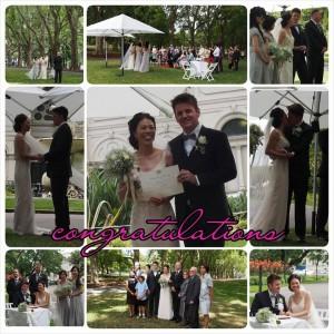 オーストラリア、結婚式