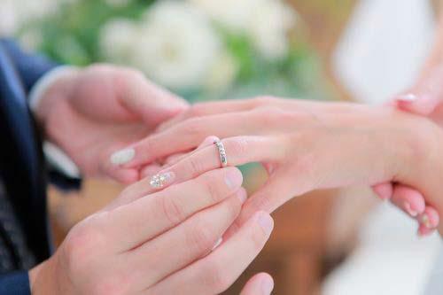 スライムの結婚指輪