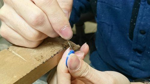 手作り婚約指輪でサプライズプロポーズ