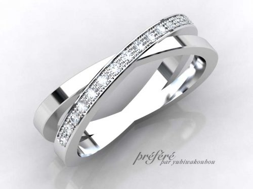 結婚指輪オーダーメイド