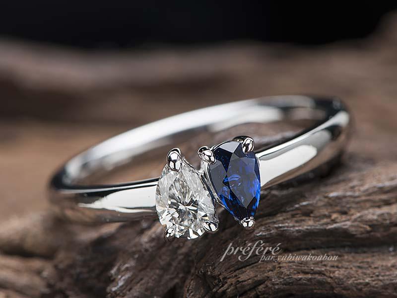 ナポレオン 婚約指輪オーダー