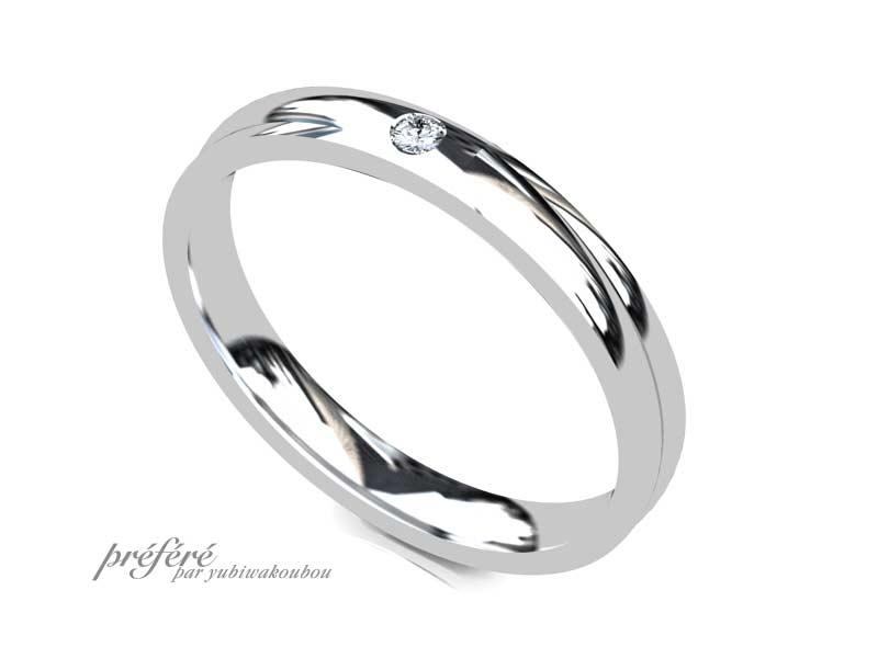 失くした奥様の結婚指輪