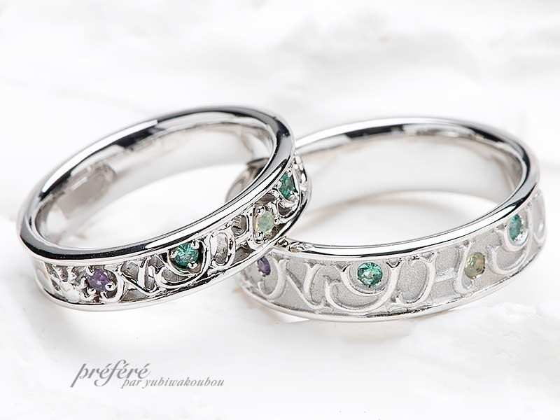結婚10周年に贈る2本目の結婚指輪はセカンドマリッジリング