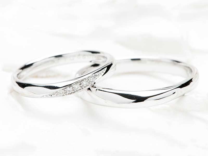 ペアで15~20万円のフルオーダー結婚指輪