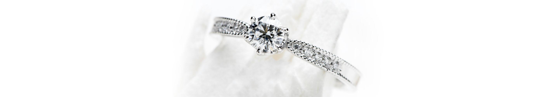 ダイヤリング(婚約指輪)へリメイクの画像