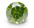 エメラルドグリーンダイヤの画像
