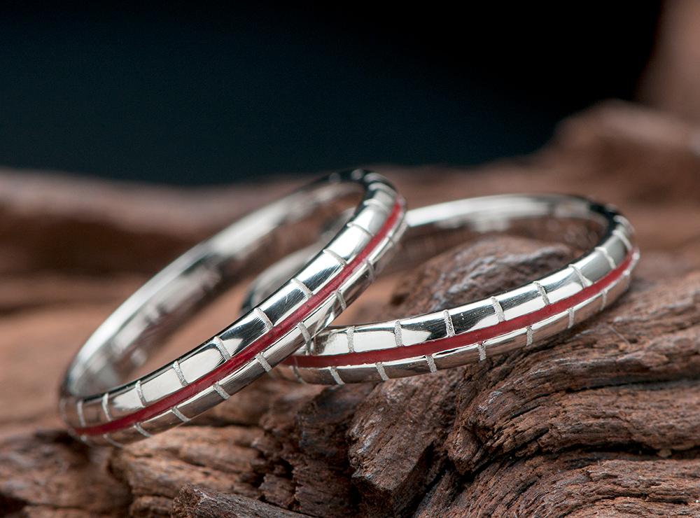 赤い糸 結婚指輪オーダー