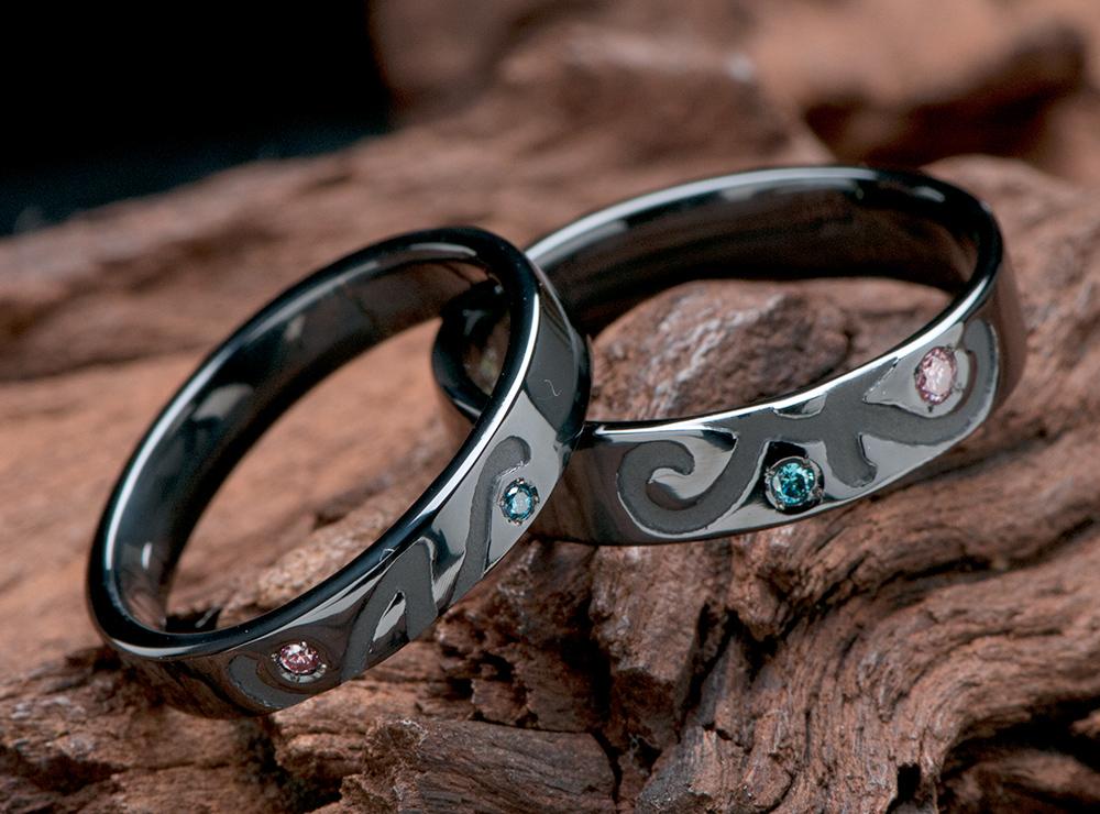 スノーボード 結婚指輪オーダー,イニシャル 結婚指輪オーダー