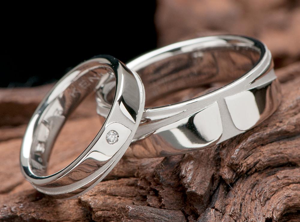 バスケットボール 結婚指輪オーダー