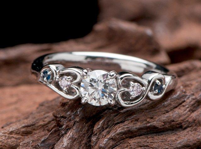 婚約指輪-3の写真
