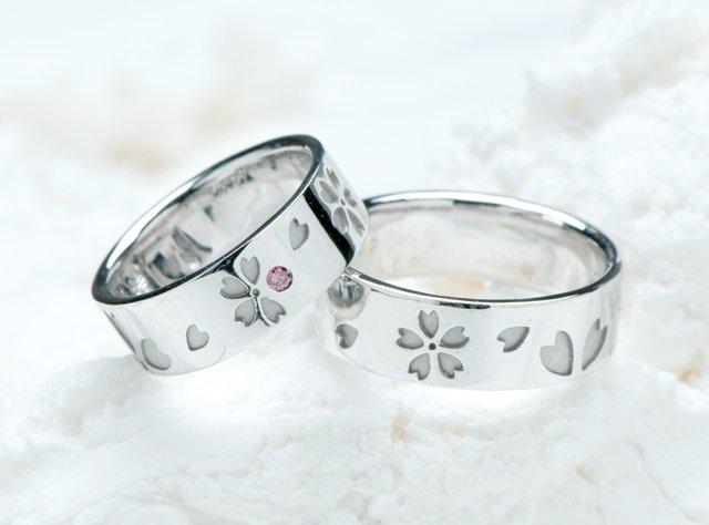 結婚指輪-5の写真