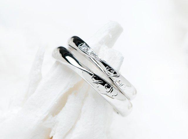 結婚指輪-1の写真