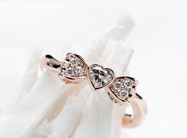 婚約指輪-2の写真