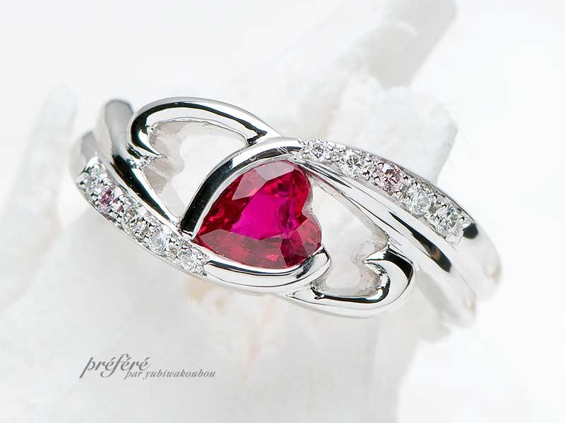 婚約指輪-4の写真