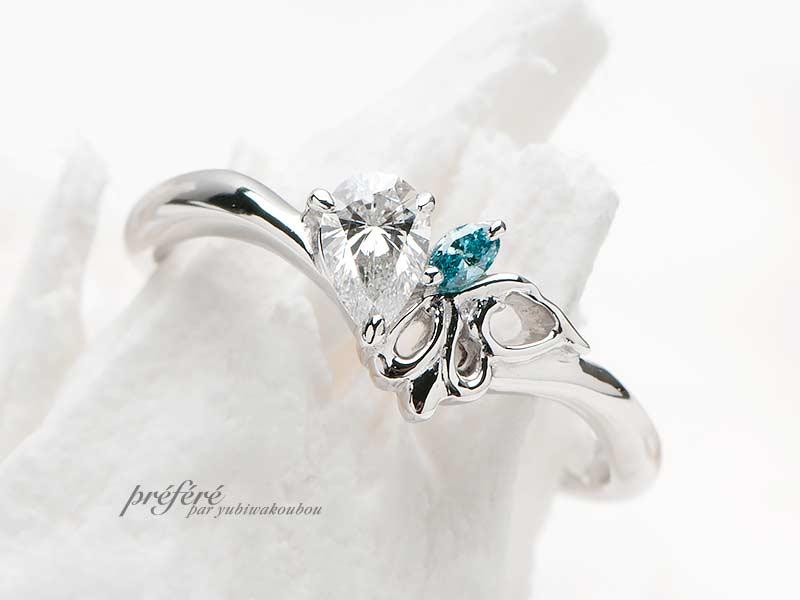 婚約指輪-1の写真