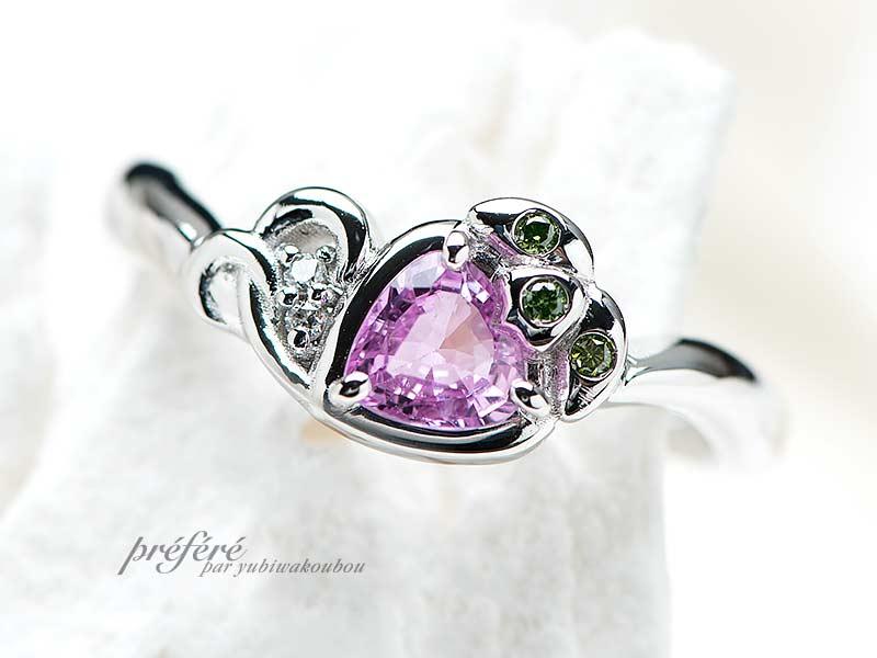 婚約指輪-5の写真