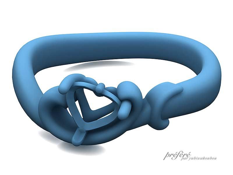 婚約指輪 モデル
