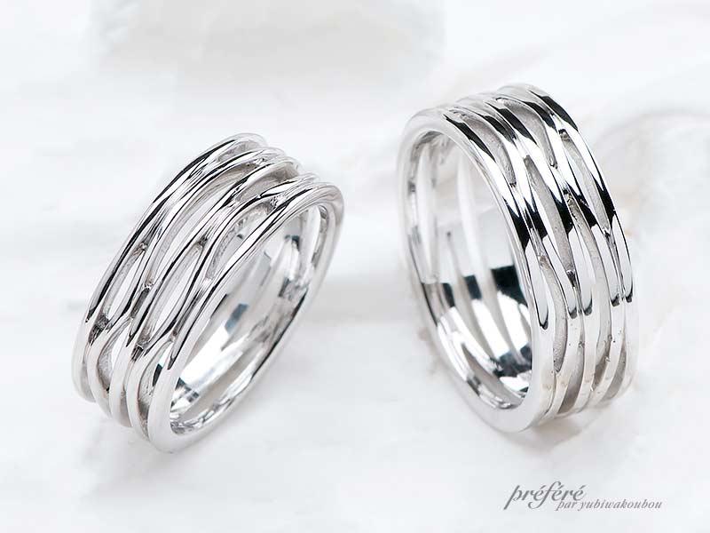 結婚指輪-4の写真