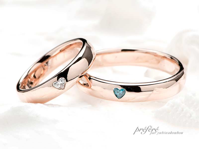 結婚指輪-3の写真