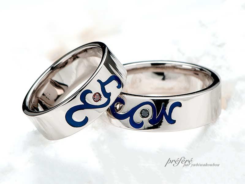 結婚指輪-2の写真