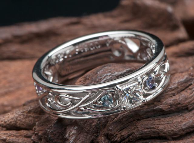 結婚記念指輪,結婚記念リング