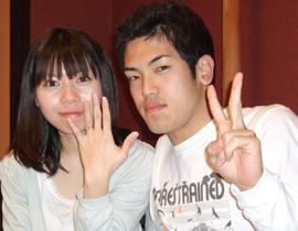 福田様ご夫妻