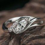 ピンクダイヤ 婚約指輪オーダー,マーキスダイヤ 婚約指輪オーダー