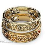 王冠(クラウン),アイビーの結婚指輪