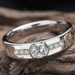 婚約指輪ダイヤを指輪にリメイク