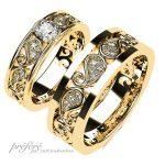結婚10周年の指輪をオーダーメイド